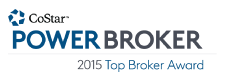 CoStar Power Broker Top Broker 2014