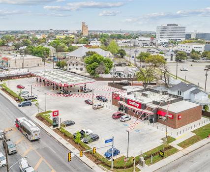 QuikTrip - San Antonio, Texas